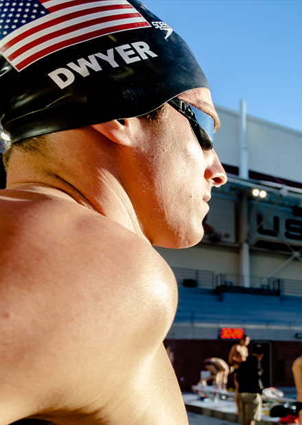Conor Dwyer Athlete Photography-Olympic Gold Medal Swimmer