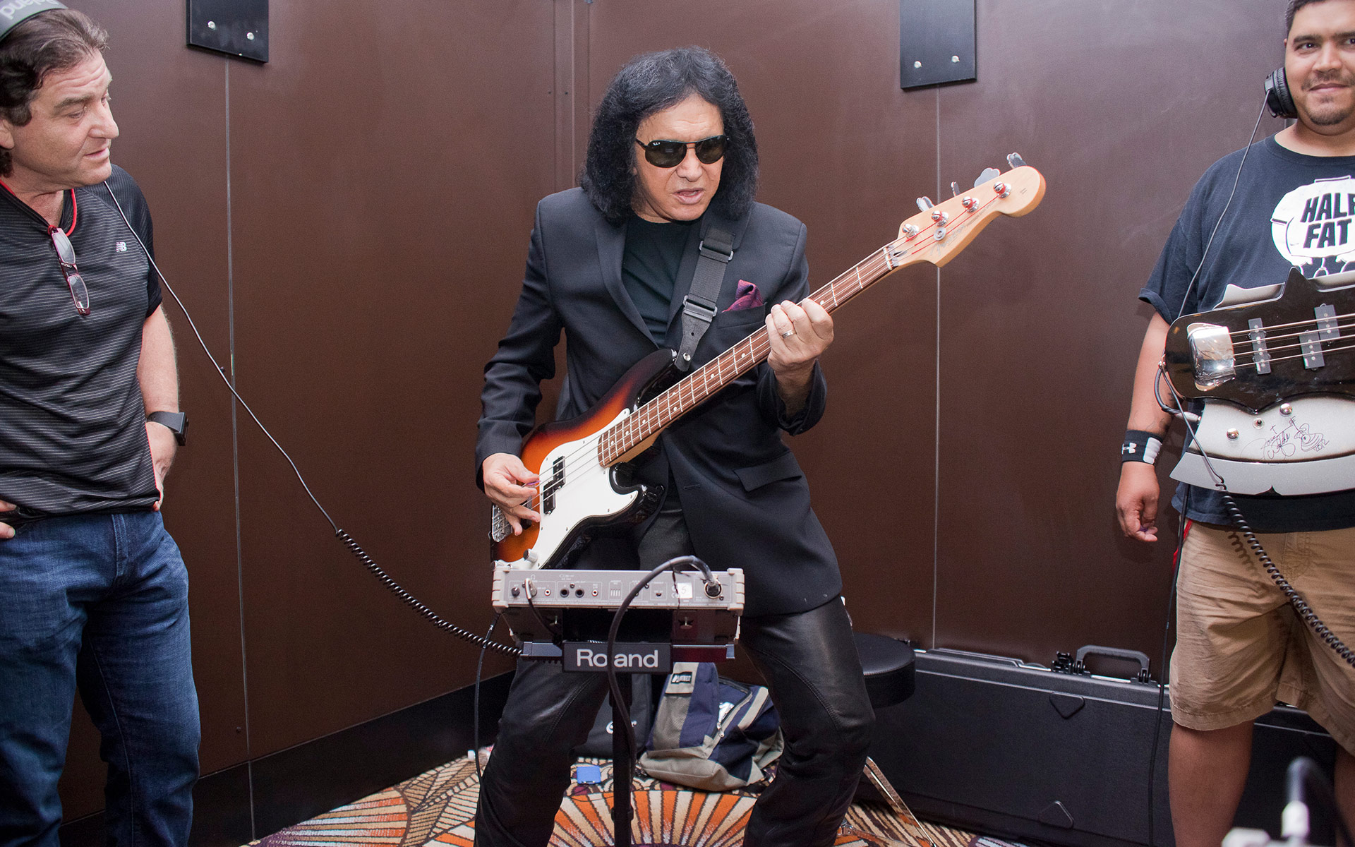 Rock N' Roll Fantasy Camp - Gene Simmons