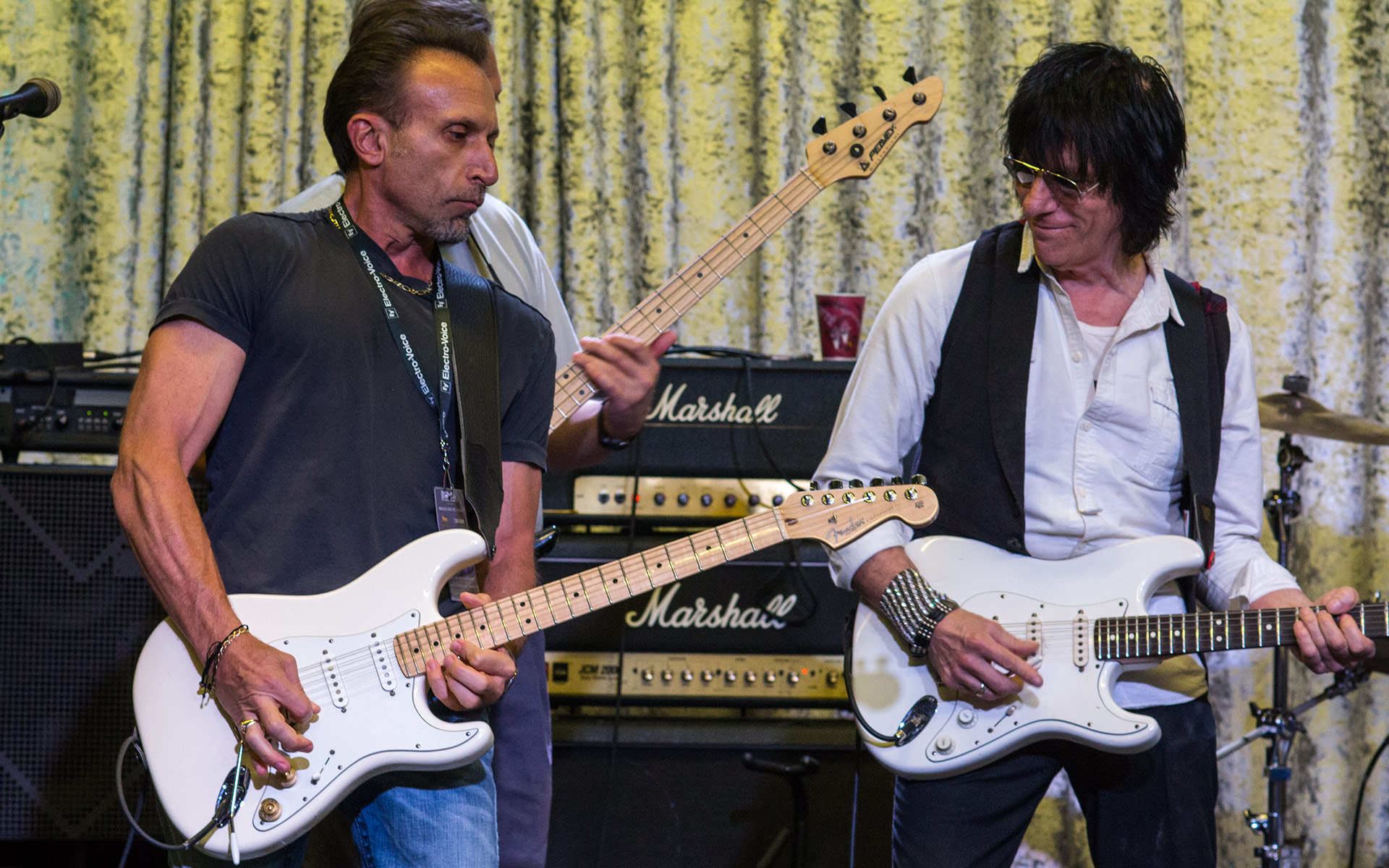 Rock N' Roll Fantasy Camp - Jeff Beck