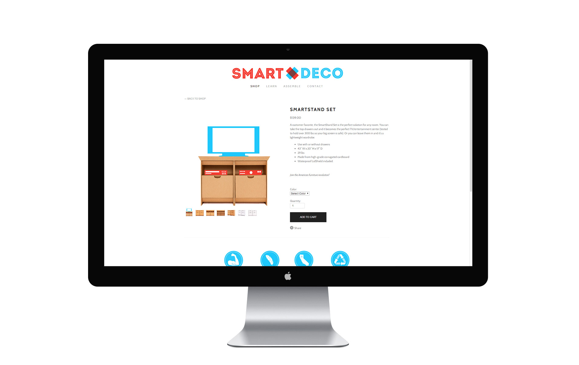 Smart Deco Furniture - Catalog