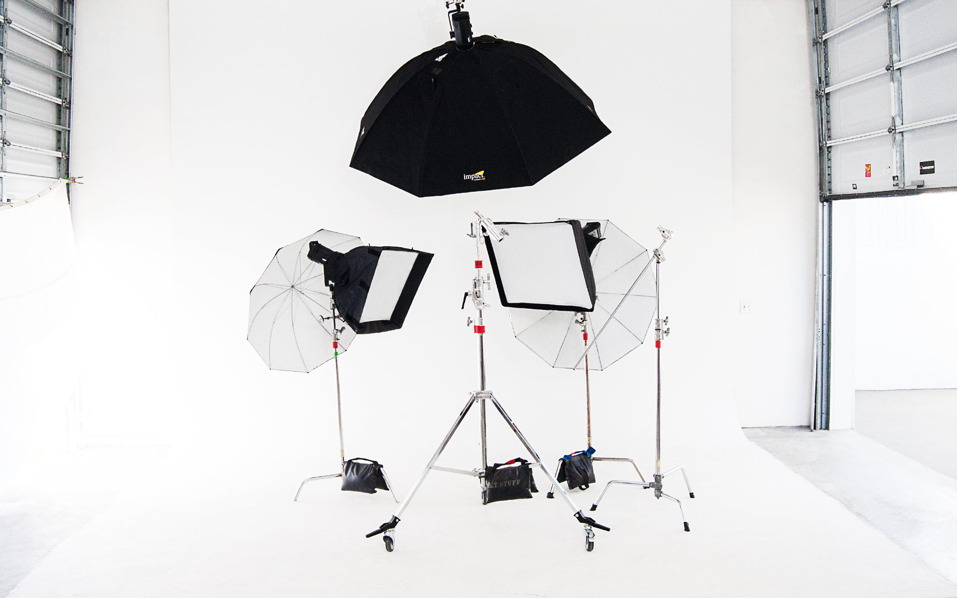 Gear Rental - Lights Package