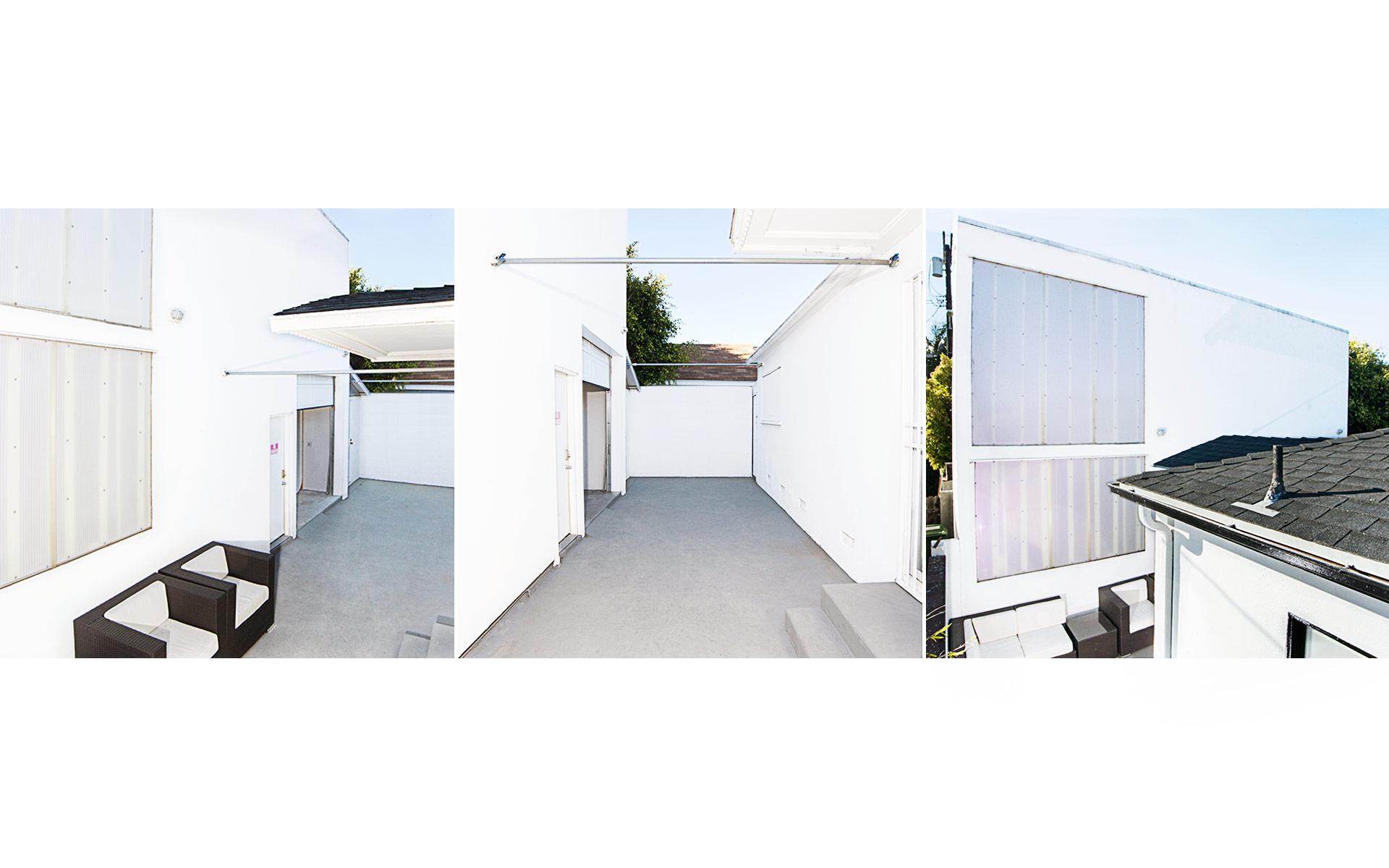 Studio Rental - Outdoor